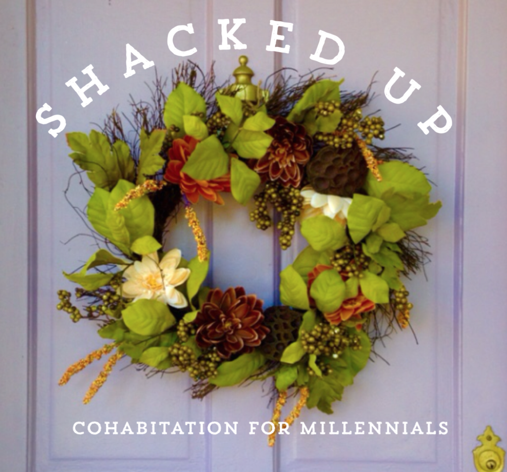 Shacked Up wreath